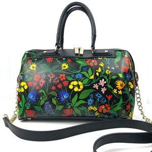 alice + olivia Wildflower Elioise Bowler Bag